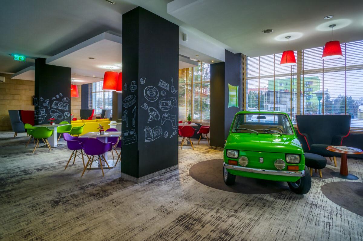 Bielsko-Biała lobby